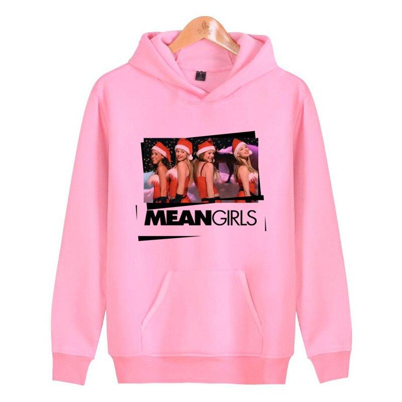 Mean Girls Hoodies Sweatshirts Homme Streetwear Harajuku Male Hoddies Men/women Hip Pullover Hop J1786