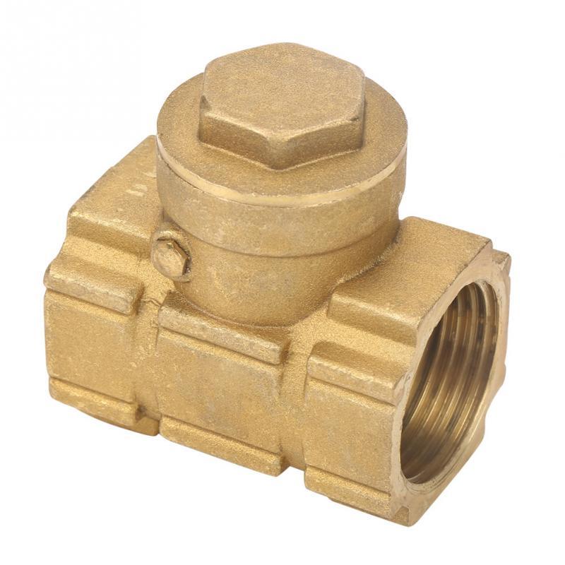 conector de la v/álvula de filtro Rosca hembra BSPP de 1en forma de Y Filtro de 2 pulgadas para separaci/ón de agua y aceite Filtro de lat/ón