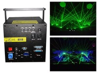 CNI Green 5W Animation Laser Show System 5000mw Stage Disco DJ Light machine concert party bar club equipment theatre lighting