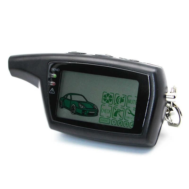 Пульт дистанционного управления DXL3000 с ЖК-дисплеем, брелок для автомобильной сигнализации PANDORA DXL 3000