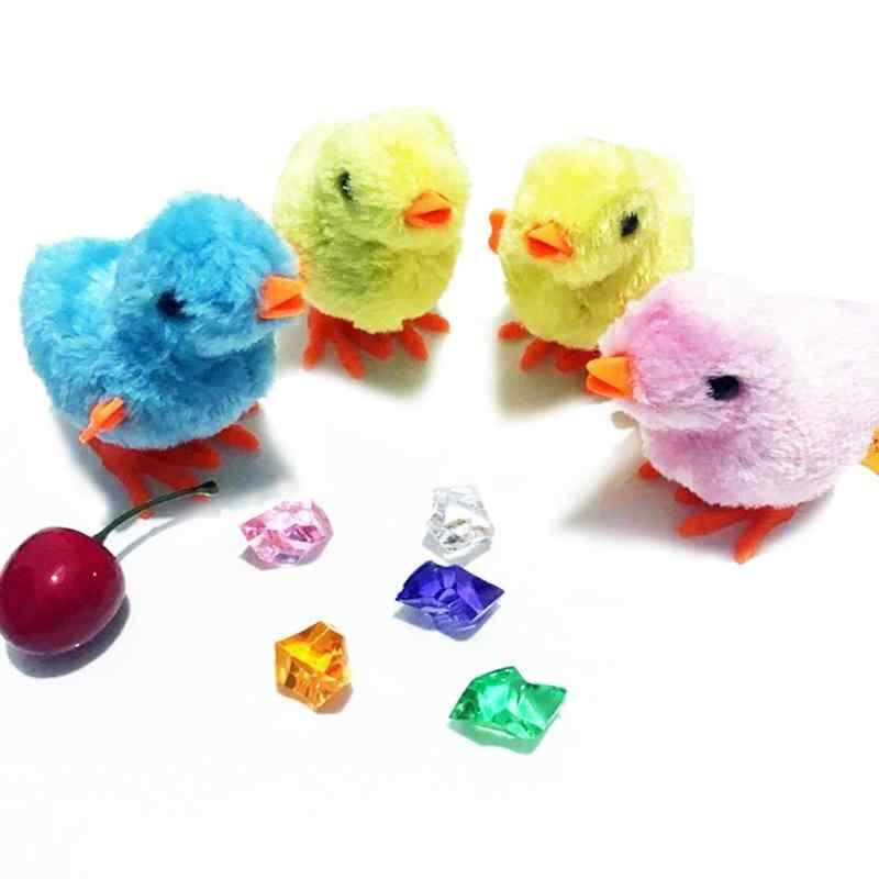 عيد الفصح الفراخ ألعاب تعليمية عقارب الساعة الفراخ لف الفراخ عيد الفصح أبريل الحمقى هدايا اليوم ألوان عشوائية