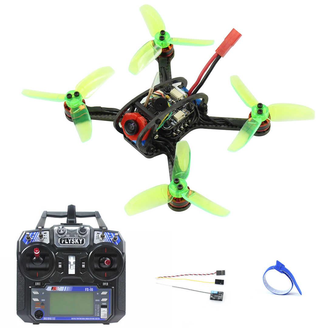 Mini F3 OSD 2S RC FPV Racing Drohne Quadcopter 700TVL Kamera VTX Goggle 10A