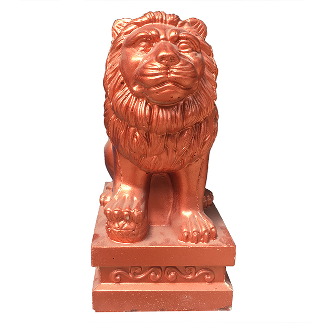 US $30 0 |ABS plastic moulds lion statue mold F102 home villa garden  concrete molds for sale-in Fencing, Trellis & Gates from Home & Garden on