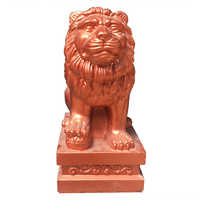 ABS plastic moulds lion statue mold F106 home villa garden concrete molds for sale