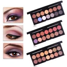 14 Color Nude Shining Eyeshadow Palette Makeup Glitter Pigment Smoky Waterproof Cosmetics