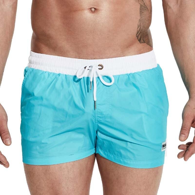 fd9b10dbbf Desmiit Summer Swimming Shorts For Men Swimwear Man Surf Swim Wear Shorts