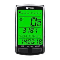 Multifunction Waterproof Code Table Bicycle Computer Bluetooth Luminous Large Screen Speedometer Bicycle Wireless Odometer