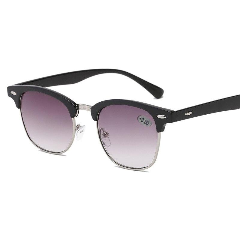 Imwete винтажные очки для чтения женские полуоправы очки мужские ретро очки для бровей оптические диоптрии очки + 1,0 1,5 2,0 2,5 3,0 3,5