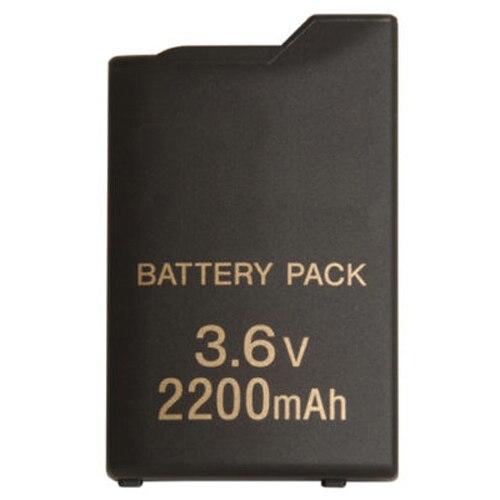 Remplacement de batterie Rechargeable 2200 mAh 3.6 V pour Console Sony PSP 1000Remplacement de batterie Rechargeable 2200 mAh 3.6 V pour Console Sony PSP 1000