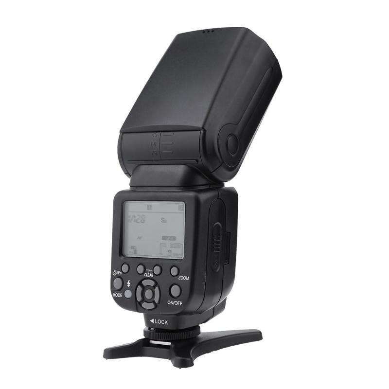 Automatic Flash Speedlite Universal for Nikon 5600K 18-180mm 0-270 DegreesAutomatic Flash Speedlite Universal for Nikon 5600K 18-180mm 0-270 Degrees
