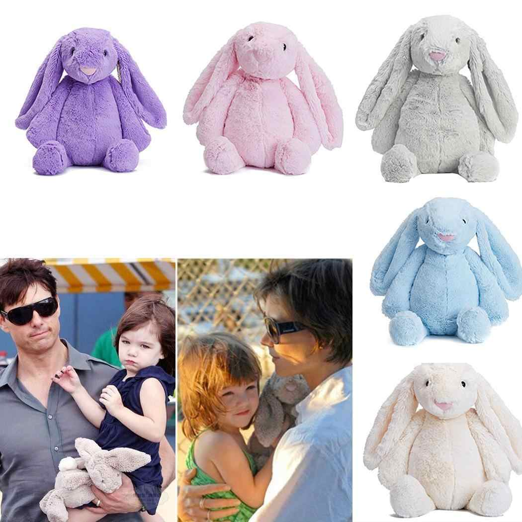Animal Rabbit Doll Plush Toy Baby Kids Sleeping Soft Comfort Stuffed Toy 28cm/11.02inch Home Party Christmas Birthday Gifts