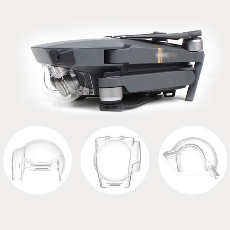 Image 4 - 1pcs Lens Cap Camera Protector Cap for DJI Mavic Pro-in Parts & Accessories from Toys & Hobbies