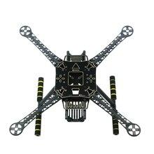 S520 S600 Kit Telaio con Carrello di Atterraggio Skid Super Hard Braccio 4 Axis Rack Quadcopter F450 Telaio Aggiornato per RC FPV Drone