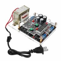 Multi channel Linear Power Module AC DC DC Positive And Negative Voltage Regulator Module 220V Turn Positive Negative Adjustable