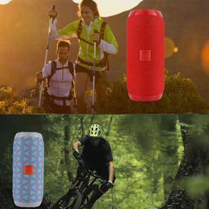 Image 3 - Rondaful Drahtlose Lautsprecher Für TG117 Outdoor Tragbare Stoff Wasserdichte Bluetooth Lautsprecher Unterstützung FM Radio TF Karte Wiedergabe 2019