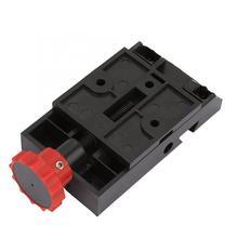 Направляющая из АБС пластика тонкая настройка ползунок блок Z008 Y Z ползунок Продольный скользящий блок раздвижной дорожки