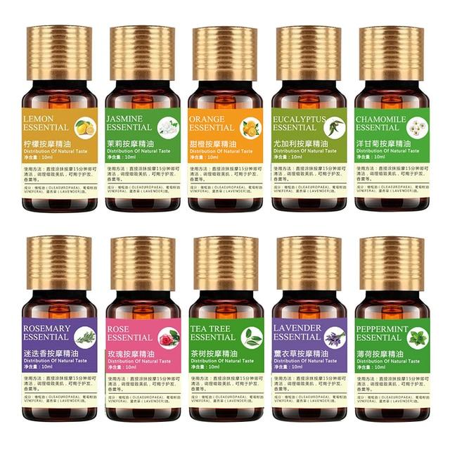 10ml Essential Oils Car Perfume Air Freshing Freshener Interior Aroma In car Air Conditioning Circulating Car Accessories