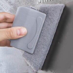 Image 5 - 車のクリーニングブラシツールウィンドウ溝車のアクセサリー自動車クリーニングダスト車洗浄窓溝クリーナーブラシツールホーム