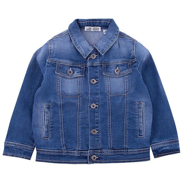 Куртка джинсовая Original Marines