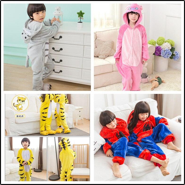 37755ac82df8 21 новые детские пижамы для мальчиков одеяло для девочек с капюшоном  животных Pegasus Фокс Тигр комбинезон