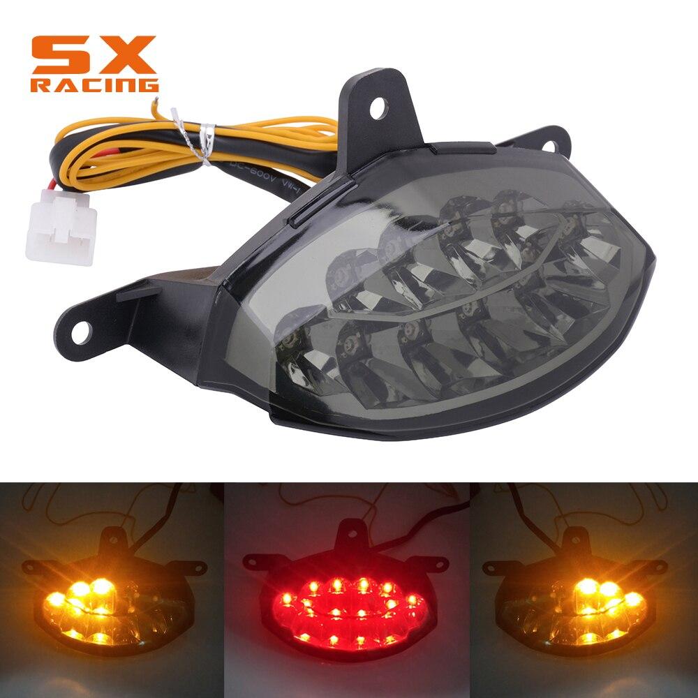 Motorcycle Rear Tail Light Turn Signals Integrated Led Light Blinker Lamp For KTM Duke 125 11-16 200 12-16 250 15-16 390 13-16