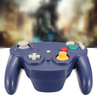 New 2.4G Wireless Game Controller Gamepad+ Receiver For Nintendo Gamecube/Wii NGC Wireless Gamepads and Receiver