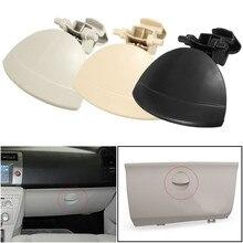 Замена автомобиля пластиковые перчатки коробка ручка отсек Glovebox Ремонт Fix для Citroen C4