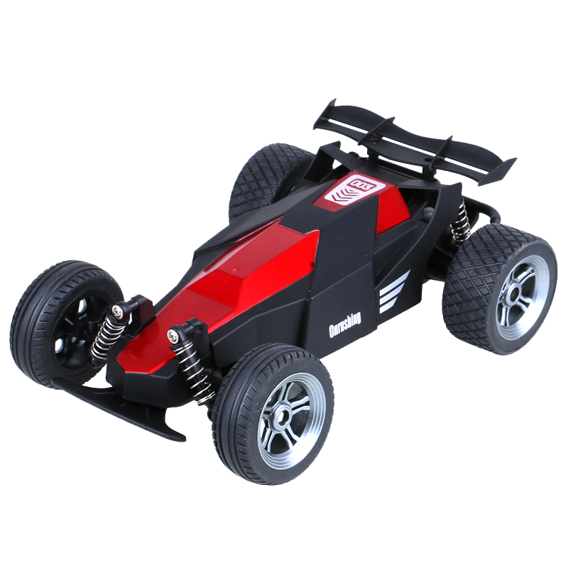 Attop Yd-003 1:24 <font><b>Scale</b></font> Remote Control High Speed Racing <font><b>Car</b></font> 2Wd <font><b>Rc</b></font> <font><b>Car</b></font> Electric Vehicle Radio Control Off Road Buggy-Red image