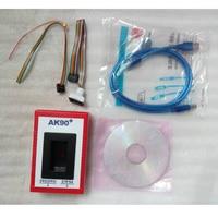Newest AK90 For BMW AK90+ Auto Key Programmer high quality For BMW EWS From 1995-2009 V3.19 AK90 Key Programmer