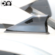 Автомобильная антенна плавник акулы для Toyota Prius v c сильный радиосигнал антенны водонепроницаемый авто аксессуары FM/AM стильный дизайн ABS
