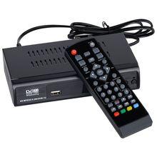 1080 P DVB-T2 цифрового эфирного вещания конвертер телевизор Youtube