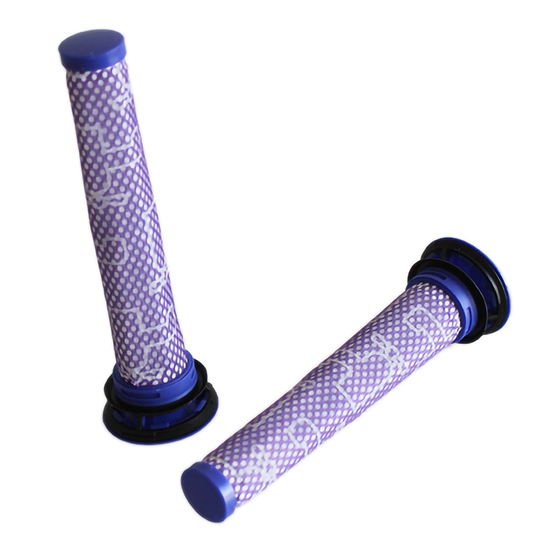 Filtre 20 pièces pour aspirateur poussière Hepa coton pièces de poche pour Dyson DC58 DC59 DC61 DC62 DC74 V6 V7 V8