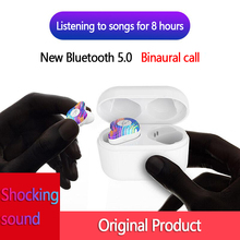 2018 New Mini BLuetooth Earphone Port Cordless Stereo in ear 5.0 Bluetooth Waterproof Wireless ear Buds Earphone new bluetooth earphone port cordless wireless 3d earbuds stereo in ear bluetooth 5 0 ipx8 waterproof wireless ear buds earphone