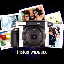 20-Sheets-Film Instant-Camera WIDE300 Format Fujifilm Gift Wide-Picture Christmas Birthday