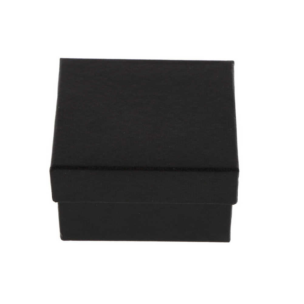 High Quality Black Bracelet Bangle Jewelry Watch Box Present Holder Gift Box Christmas Packaging Christmas Birthday Gift Box