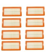 8 Pcs Karcher Filter For Ds5500,Ds6000,Ds5600,Ds5800 Robot Vacuum Cleaner Parts Karcher 6.414-631.0 Hepa Filters Washable Filt цена в Москве и Питере