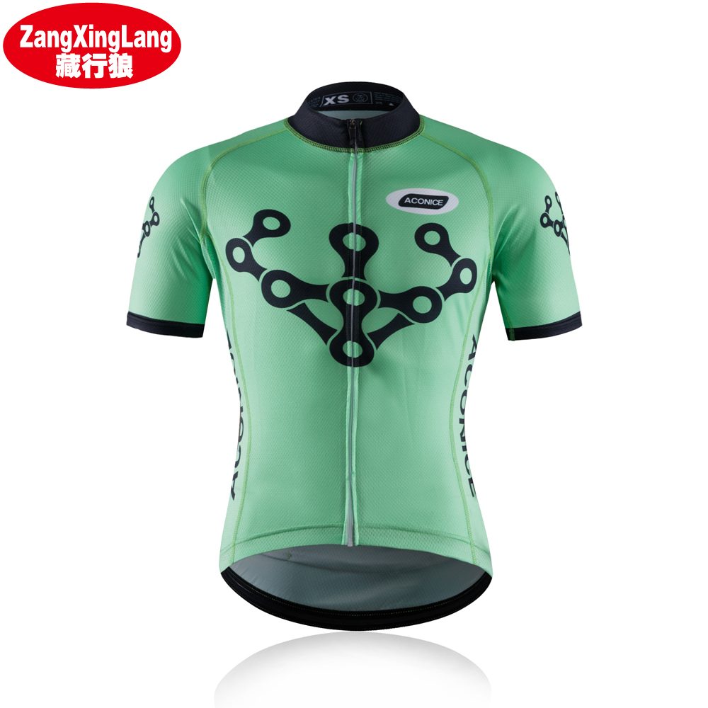 Sublimation Printing Cycling Jersey Best Pro Polyester Bike Wear Summer Men Quick Dry Cycling Top Bicycle Shirt