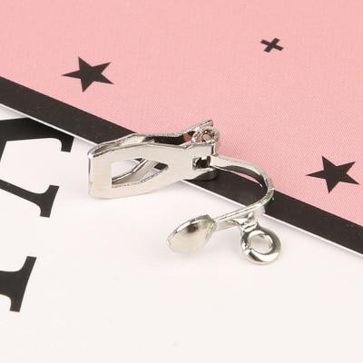 Hot Silver Gold Non piercing Earcuff Earrings Ear Clip Helix Ear Clip Cartilage Earrings Fashion Jewelry for Women Men in Jewelry Findings Components from Jewelry Accessories