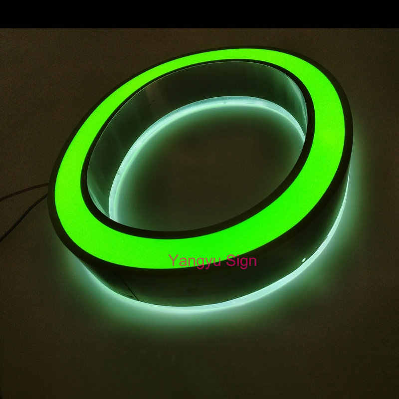 Detail Feedback Questions about Outdoor Customized 3D LED Letters