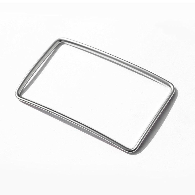 DHBH-For <font><b>Mercedes</b></font> Benz A B GLA CLA Class C117 W117 <font><b>W176</b></font> W246 A180 ABS Rear Row Air Conditioning Vent Trim Accessories image