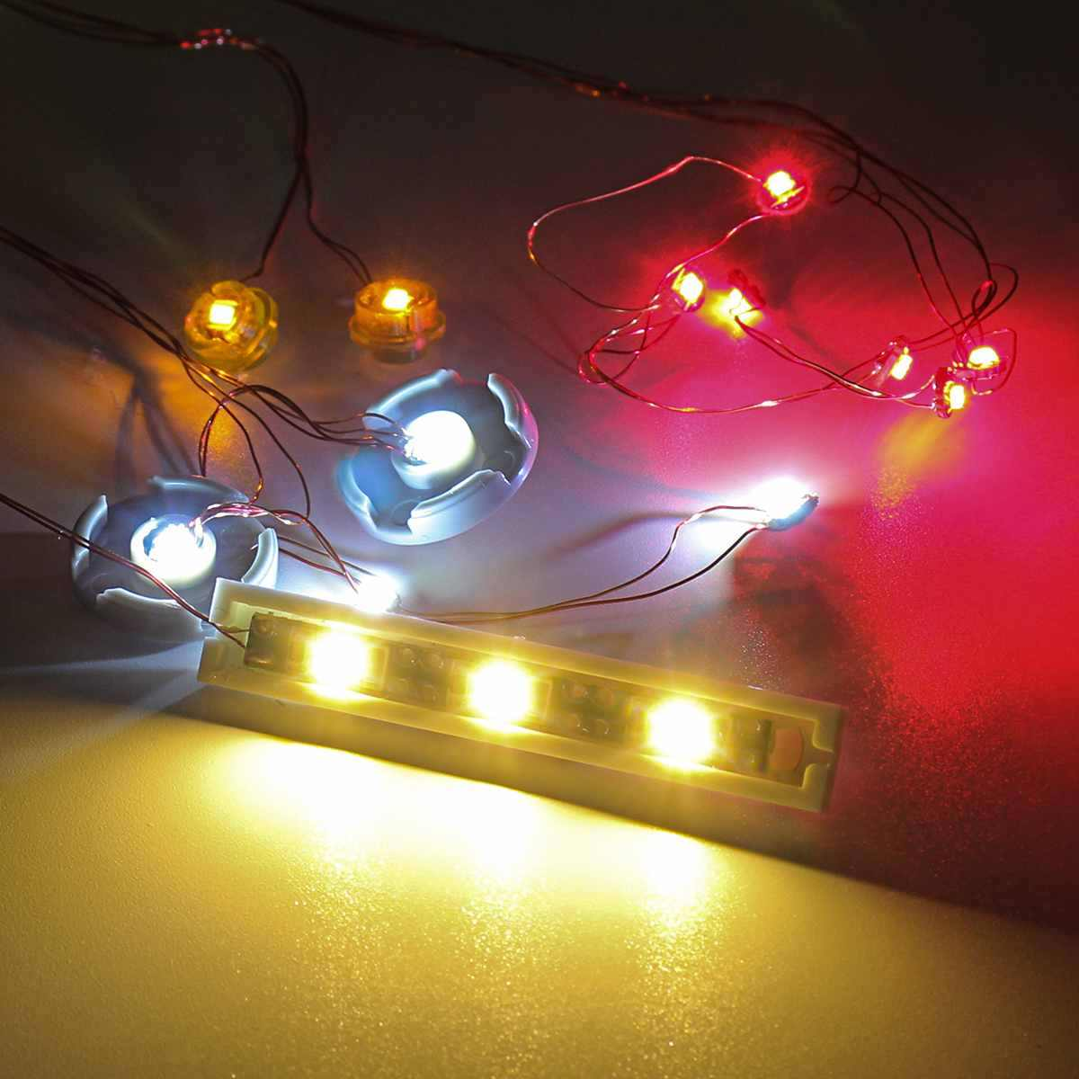 USB zestaw oświetlenia LED do LEGO 10265 dla forda dla Mustang modelu zabawki cegły bloki USB LED zestaw oświetlenia tylko