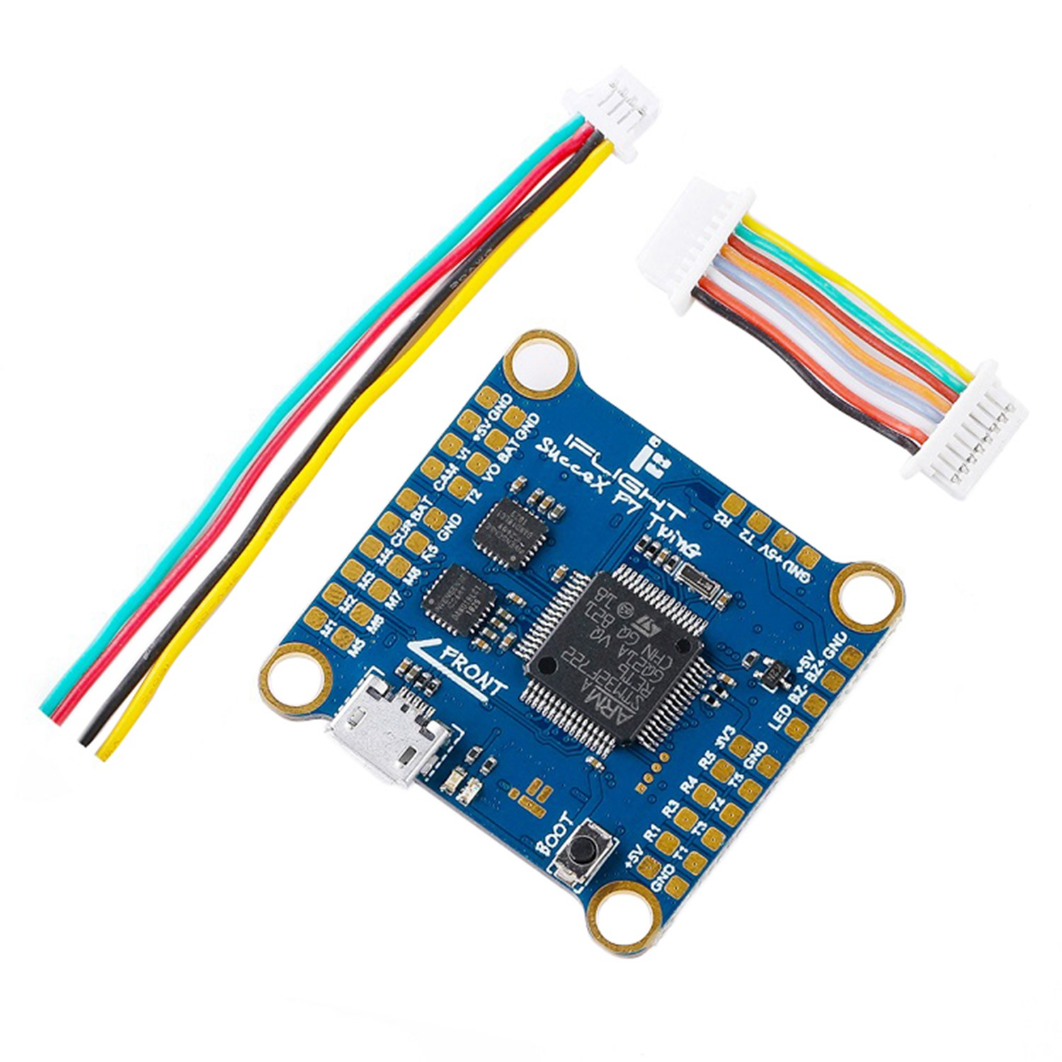Iflight Succex F7 Twing Flight Controller(Dual Ic20689) For Fpv DroneIflight Succex F7 Twing Flight Controller(Dual Ic20689) For Fpv Drone