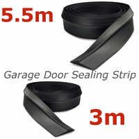 3/5. 5 м уплотнение нижней двери гаража уплотнение погода зачистки резиновая уплотнительная лента электрическая дверь дно уплотнение вода ды...