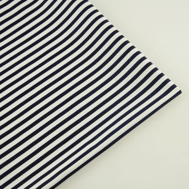 Us 0 59 50 Off Black And White Stripes Design Cotton Fabrics Quilting Diy Doll S Sewing Cloth Teramila Dress Bedding Tecido Telas Scrapbooking In