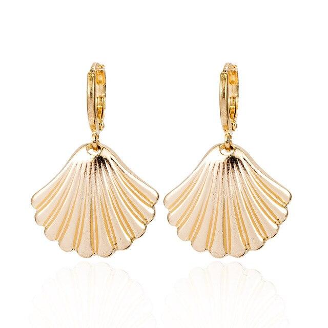 Shell Earrings - 23 Styles 5