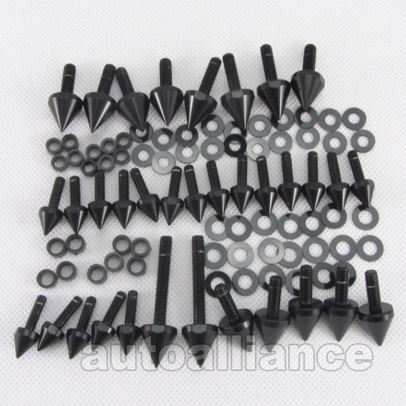 Windscreen Windshield Screws Bolts for Suzuki Honda Yamaha Kawasaki Fairing #lu