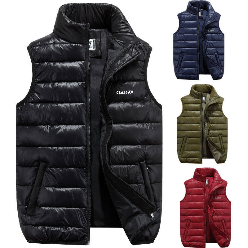 Pet Products Dog Vests Classic Small Medium Pet Dog Winter Vest Puppy Quilted Puffer Puffa Vest Coat Harness Jacket 5.347