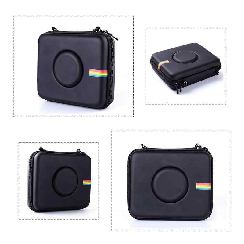 EVA материал полуводостойкий защитный чехол для поляроидная Привязка противоударный цифровой фотоаппарат сумка внутренняя сетка молния карманный дизайн