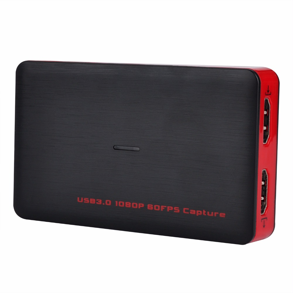 EZCAP261 HDMI USB 3 0 Video Capture Card Recorder Device 1080P 60FPS Full HD Game Capture