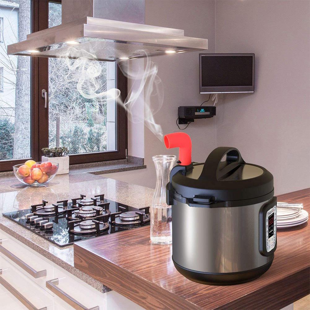 Adoolla Silicone Steam Release Pipe For Instant Pot Accessories